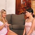 Megan, Tarra and Jess - Three enticing teens pleasure holes