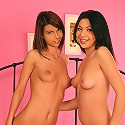 Beth and  Samie - Lesbian Desires - Two friends explore their desires