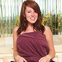 Nubiles.net Lizzie_tucker - Hot naked Nubile stunner gets wet and pampers her luscious body and flaunts it in the tub